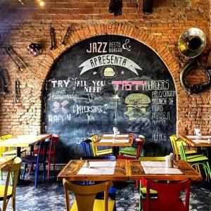 Jazz Restô & Burger - gps ligado