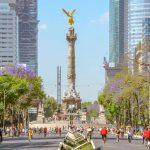 Cidade do México - GPS Ligado
