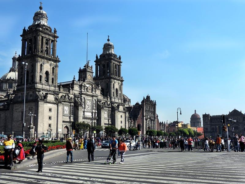 México - GPS Ligado