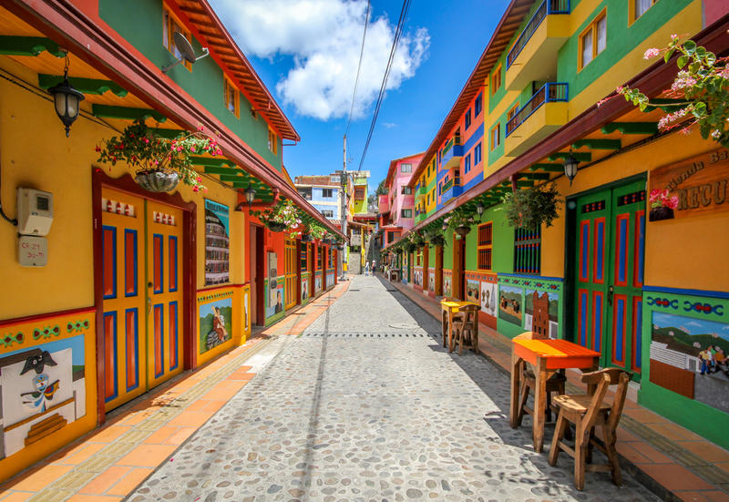 Colômbia - GPS Ligado