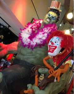 carnaval 2018 nerd - gps ligado