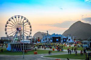 rock in rio 2019 - gps ligado