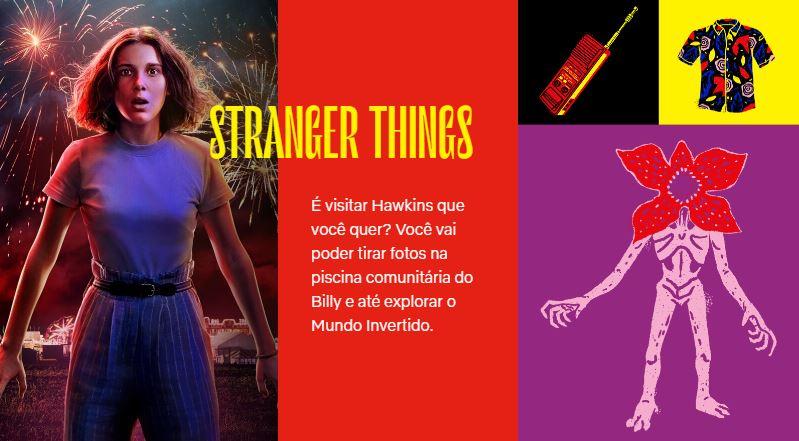 Atrações TUDUM Festival Netflix - gps ligado