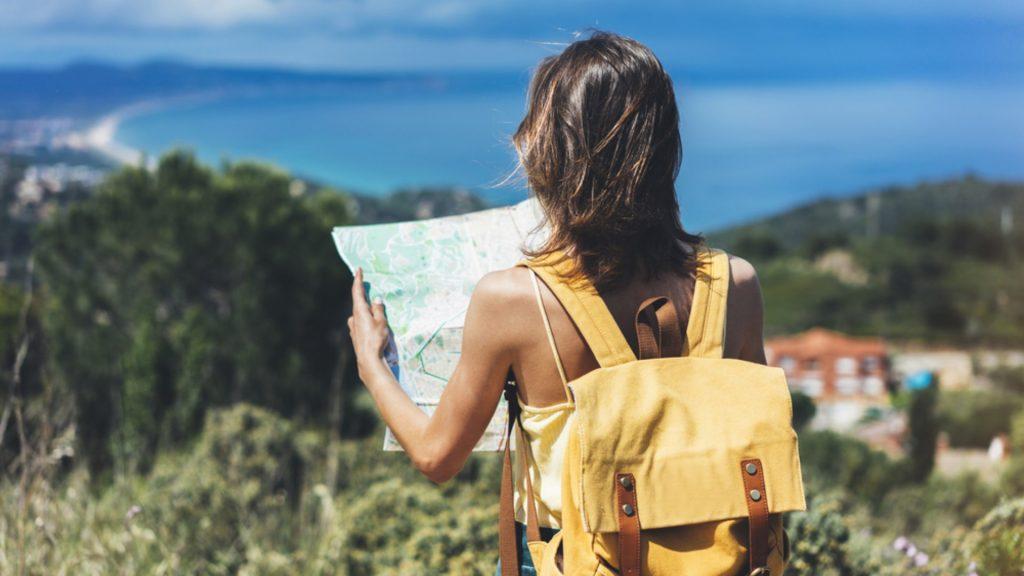 gps ligado -planejar sua viagem_viajar sozinha